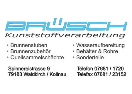 Brüsch Kunststoffverarbeitung