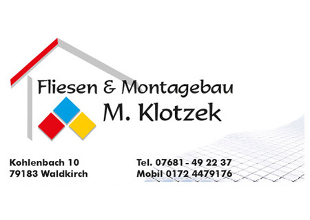 Fliesen & Montagebau Klotzek