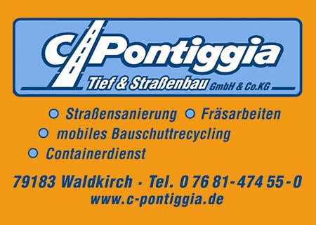 Tief & Straßenbau Pontiggia