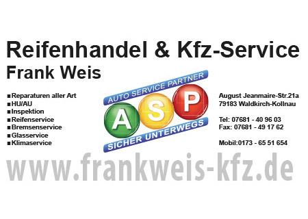 KFZ Frank Weis