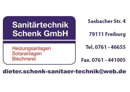 Sanitärtechnik Schenk