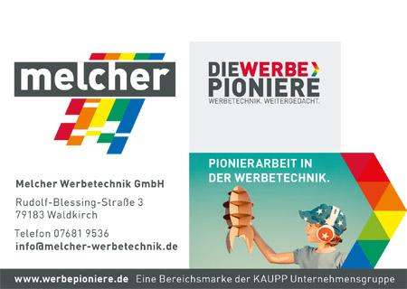 Melcher - Werbetechnik